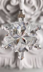 swarovski 2015 annual edition ornament set