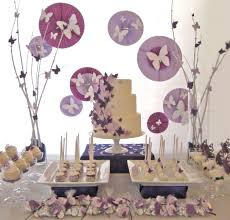purple baby shower themes 35 adorable butterfly baby shower ideas