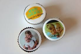 Personalised Cupcakes Personalised Cupcakes With Caketoppers Review And Giveaway