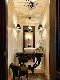 Luxury Powder Room Vanities Elegant Powder Room Houzz
