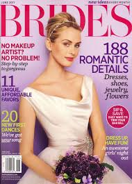 brides magazine magazine covers purple some pinkish polyvore
