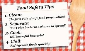 consumer updates food safety tips for healthy holidays