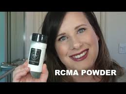 Bedak Rcma best powder rcma no color powder made me buy it