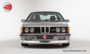 bmw m635csi for sale uk 1987 bmw m6 m635 c si for sale cars for sale uk