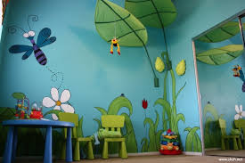 creative wall designs for kids rooms jungle bugs 3d wall mural lisa birdsong