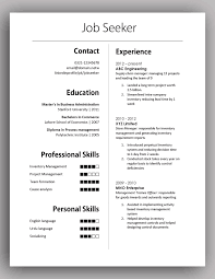 Teacher Resume Template Resume Template Simple Format In Word 4 File With Regard To 87