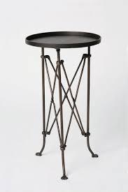 small metal end table small metal end table shelby knox