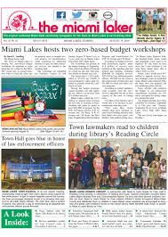 miami laker 2016 august 19 by miamilaker issuu