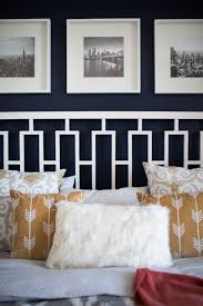 Picture Wall Ideas by The Best Navy Bedroom Wall Idea