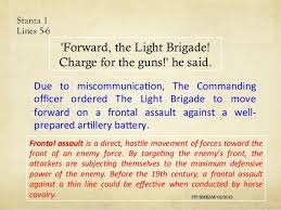 The Blind Side Charge Of The Light Brigade Essays On Hope In The Unseen Grade 9 Empowerment Essay