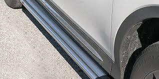 pedane rav4 pedane alluminio toyota rav 4 hybrid 2016