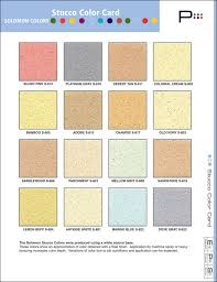 stucco colors