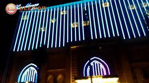 outdoor tube lighting elewow chinese beautiful rgb led tube light for outdoor lighting