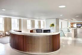 Rounded Reception Desk Curved Reception Desk Curved Reception Desk Ideas Curved Reception