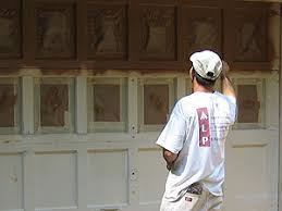 Exterior House Painting Preparation - professional exterior painting for atlanta homeowners a l
