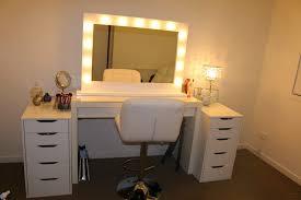 Mirror Vanity Furniture Formalbeauteous Dressing Table Mirror Lights Light Up Mirror