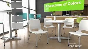Hon Adjustable Height Desk by Motivate Chairs And Tables Animation Youtube