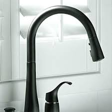 Matte Black Kitchen Faucet by Matte Black Kitchen Faucet Canada Black Kitchen Faucets Pull Out 6