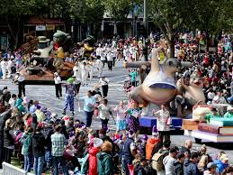 2016 adelaide christmas pageant adelaide now
