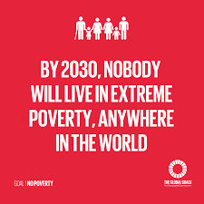 goal 1 no poverty global goals