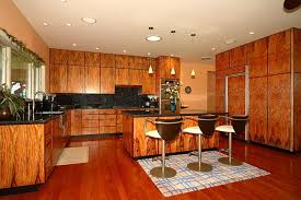 Kitchen With Mango Wood Cabinets Places To Visit Pinterest