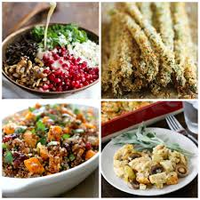 vegetarian thanksgiving recipes archives