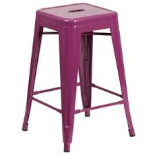 Tolix Bar Table Tolix Style Pastel Collection Tabouret Industrial High Back Bar