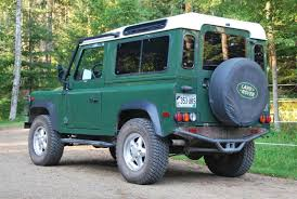 land rover defender 90 for sale 1995 land rover defender 90 station wagon for sale the motoring
