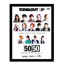 toni u0026guy 50 50 collection 2013 14 dvd free next day delivery
