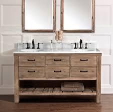 fairmont designs bathroom vanities fairmont designs 1507 vh6021d napa 60 open shelf bowl vanity