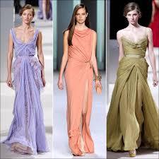 Draping Designs Summer Spring Wear Draped Dresses For Women U2013 Designers