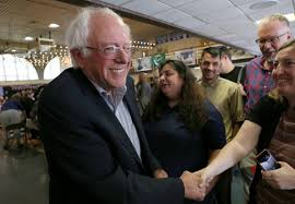 Bernie Sanders New House Pictures by Bernie Sanders Backers In New Hampshire Say Hindsight Is 2020