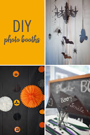 halloween photo booth background diy halloween photo booths babble