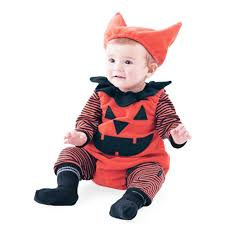 Halloween Costumes Newborn Babies Infant Pumpkin Costumes Promotion Shop Promotional Infant