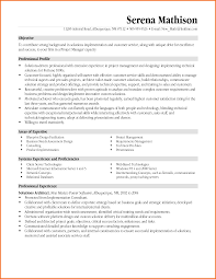 Examples Of Resumes For Retail by Project Management Sample Resume Free Resume Example And Writing