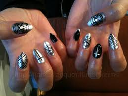 halloween nails by haus of lacquer moi pinterest