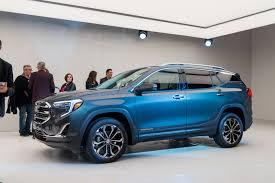 lexus van 2018 2018 gmc terrain priced from 25 970