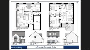 Estate Agents Floor Plans by Henderson Roche Estate Agents Strachan Crescent Sold