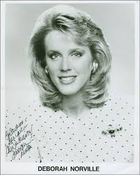 hairstyles deborah norville deborah norville inscribed printed photograph signed in ink