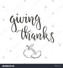 giving thanks thanksgiving day vintage cards stock vector 487772875