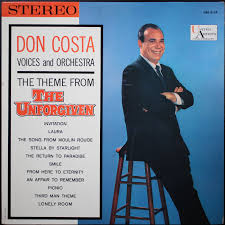 unforgiven theme song audio preservation fund acquisition detail don costa the theme