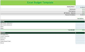 income and expense budget spreadsheet template in ms excel u2013 excel