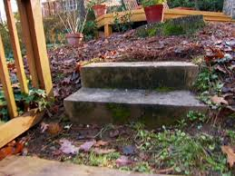 how to install stone steps how tos diy