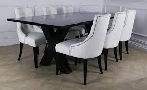 polster stühle esszimmer weiße polsterstühle möbelideen