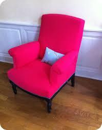 tissu pour fauteuil crapaud fauteuil crapaud avant après les lubies de miam