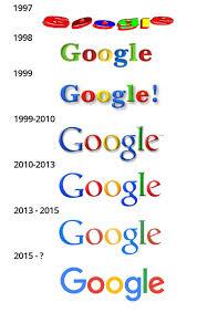 Memes De Google - la evolución del logo de google en 18 años life pinterest