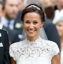 kate middleton wedding tiara the story pippa middleton s robinson pelham wedding tiara