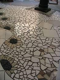Bathroom Floor Mosaic Tile - mosaic floor tiles perfect bathroom floor tile as mosaic floor