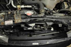 honda crv radiator replacement 94 97 radiator support removal honda tech honda forum discussion