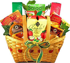 thank you baskets an apple for appreciation gift basket